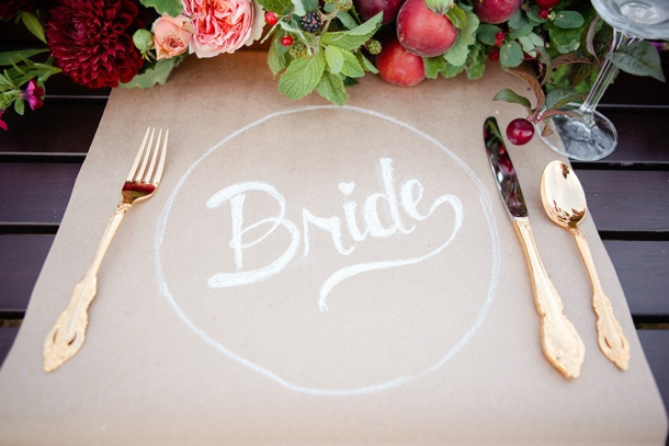 Kraft/Brown Paper DIY Roundup | SouthBound Bride
