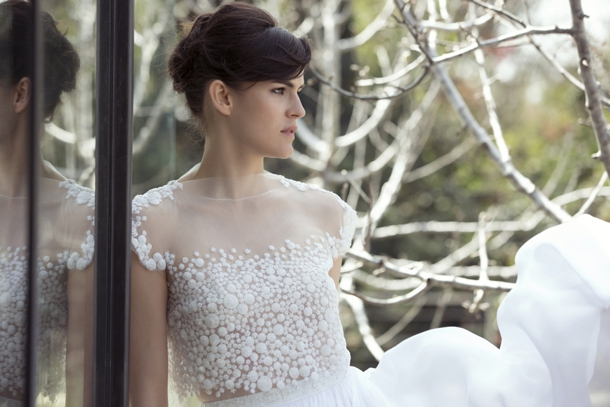 Mira Zwillinger 2014/2015 Collection | SouthBound Bride