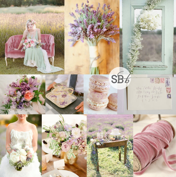 Inspiration Board: Last of the Summer Wine | SouthBound Bride