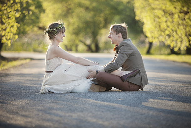 Folksy Autumn Glenbrae Wedding by Alice Swan {Jana & Jan Dirk} | SouthBound Bride