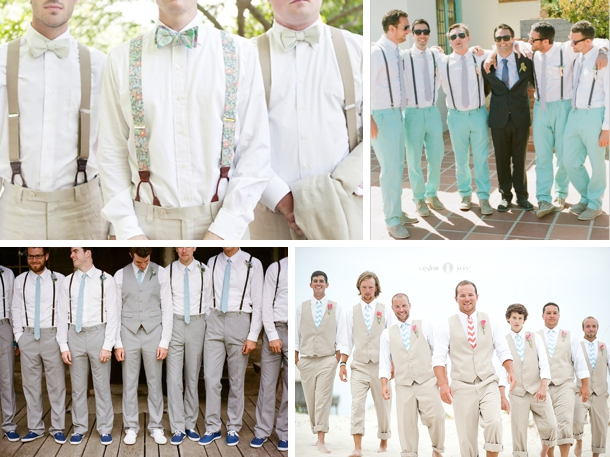 Wedding Day Ideas For Groomsmen : casual wear for grooms has really opened up in the last few years and ...
