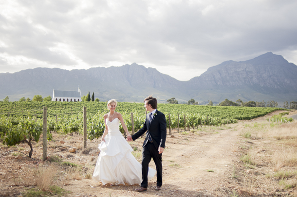 Chic Navy & Gold Saronsberg Wine Estate Wedding by Piteira Photography {Chrizanda & JP} | SouthBound Bride