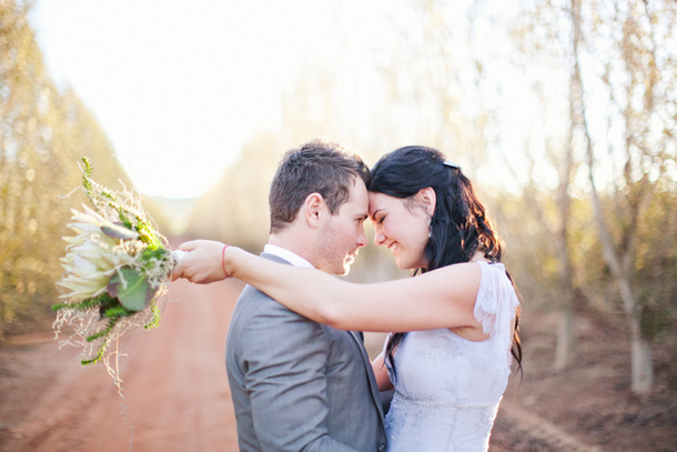 Darling Delft Babylonstoren Wedding by Moira West {Lindi & Morgan} | SouthBound Bride