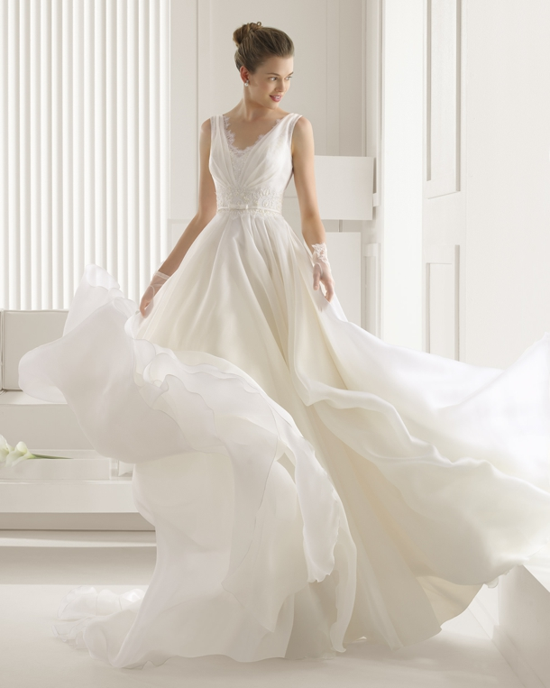 Rosa Clara 2015 Collection | SouthBound Bride