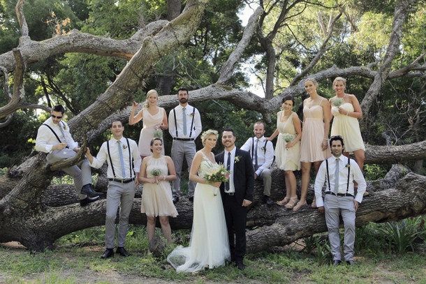 Fynbos Forest Beloftebos Wedding by Lar Leslie {Danae & Ryan} | SouthBound Bride