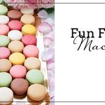 Fun Favours: Macarons