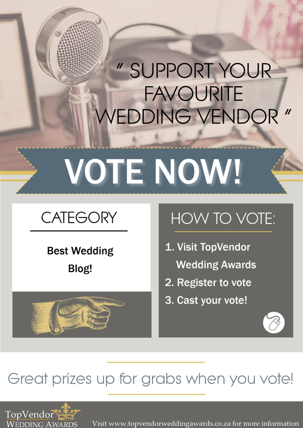 TopVendor Wedding Awards | SouthBound Bride