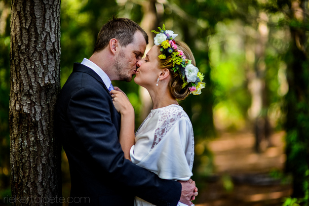 Intimate Boho Bright Garden Wedding by Riekert Cloete {Lise & Gary} | SouthBound Bride