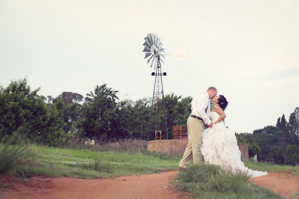 Vintage Farm style Klipskuur Wedding by Open Image Photography {Nadine & Joe} | SouthBound Bride