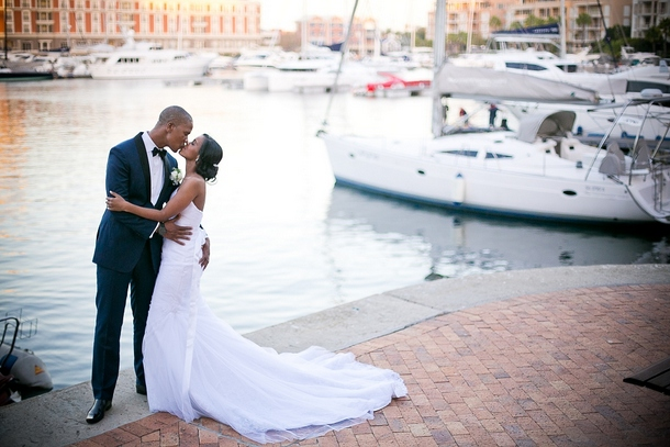 Elegant Waterfront Wedding at the One & Only Cape Town by Lindy Photography {Olivia & Salubona} | SouthBound Bride