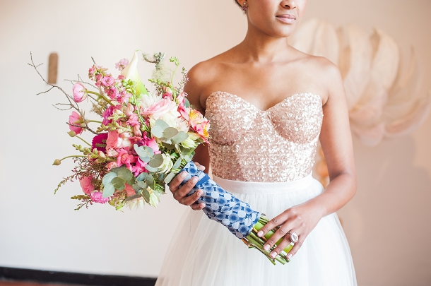Rose Quartz by Yolande Snyders & Yellow Papaya | SouthBound Bride
