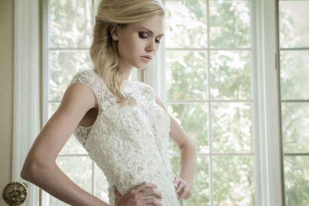 Sarah Houston 2015 Collection | SouthBound Bride