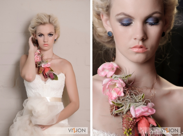 Urban Romance Styled Shoot by Vizion Photo & Celeste Styled Events | SouthBound Bride