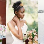 Black Natural Wedding Hair Inspiration