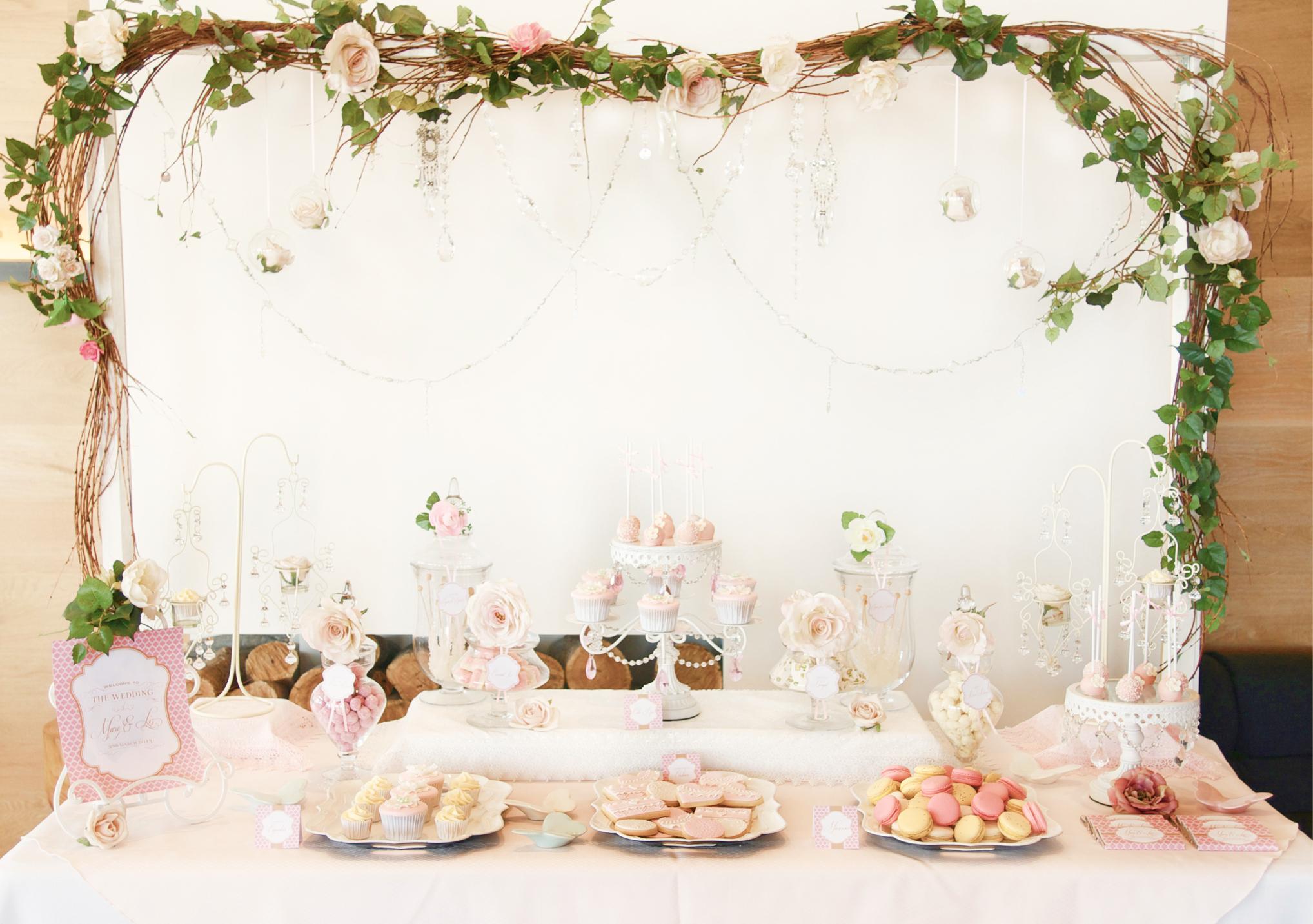 Fresh Dessert Table Inspiration | SouthBound Bride