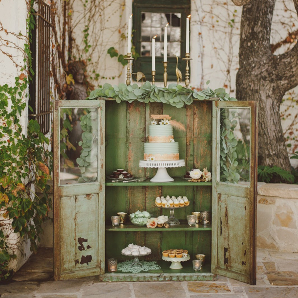 Fresh Dessert Table Inspiration | SouthBound Bride
