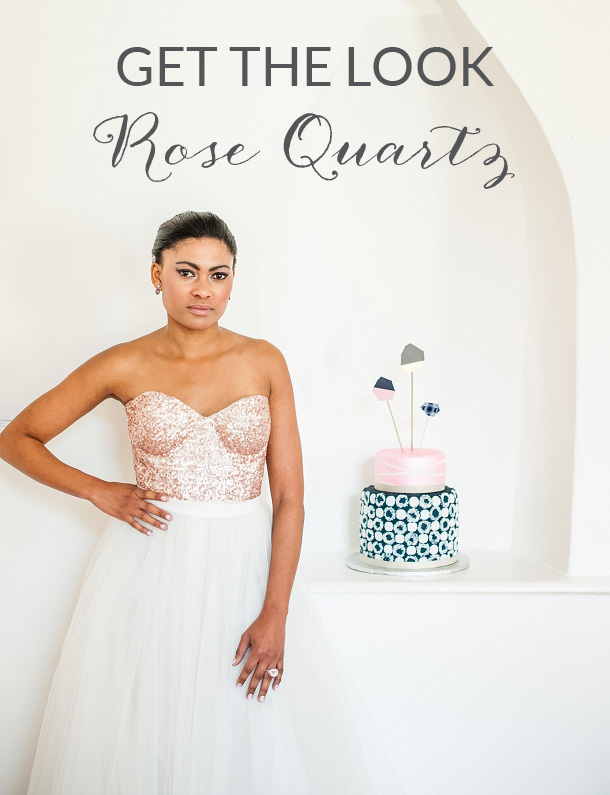 Get the Look: Rose Quartz | SouthBound Bride
