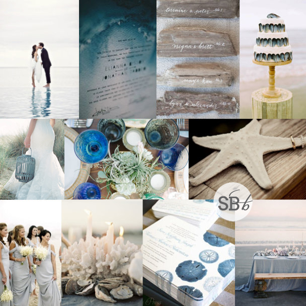 Inspiration Board: Castaway | SouthBound Bride