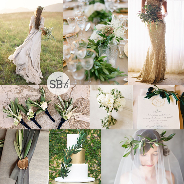 Inspiration Board: Oracle | SouthBound Bride