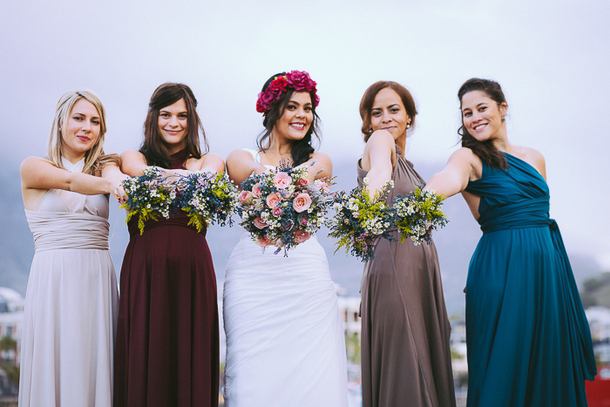 Colourful V&A Waterfront Wedding by Dear Heart Photos{Amanda & Michael} | SouthBound Bride