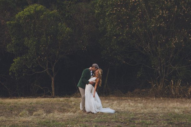 Gypsy Boho Forest Wedding by Summertown Pictures {Kerry & Jeremy} | SouthBound Bride