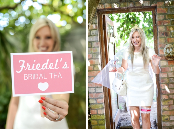 Real Bridal Shower: Pastel & Gold High Tea | SouthBound Bride
