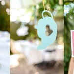 Real Bridal Shower: Pastel & Gold High Tea