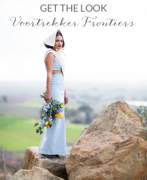 Get the Look: Voortrekker Frontiers | SouthBound Bride