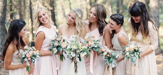 012-southboundbride-mismatched-blush-bridesmaids-forever21