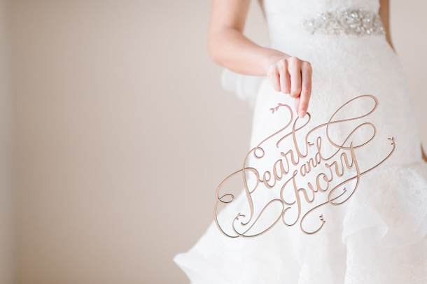Pearl & Ivory Spring 2014 Lookbook | SouthBound Bride
