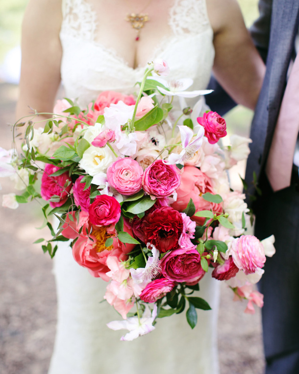 Pink Wedding Bouquets | SouthBound Bride