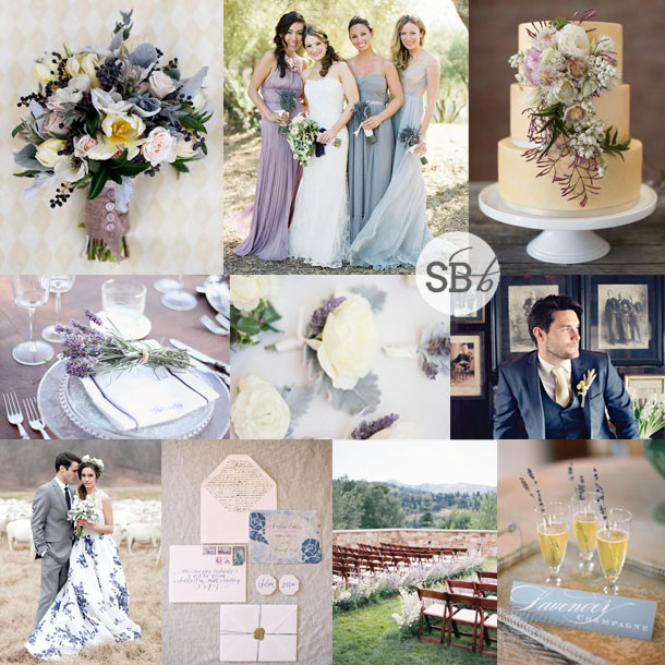 Inspiration Board: Chic Antique | SouthBound Bride