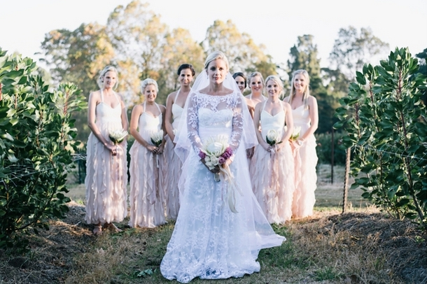 Protea Farm Wedding at Wychwood by Kate Martens {Jess & Jon} | SouthBound Bride