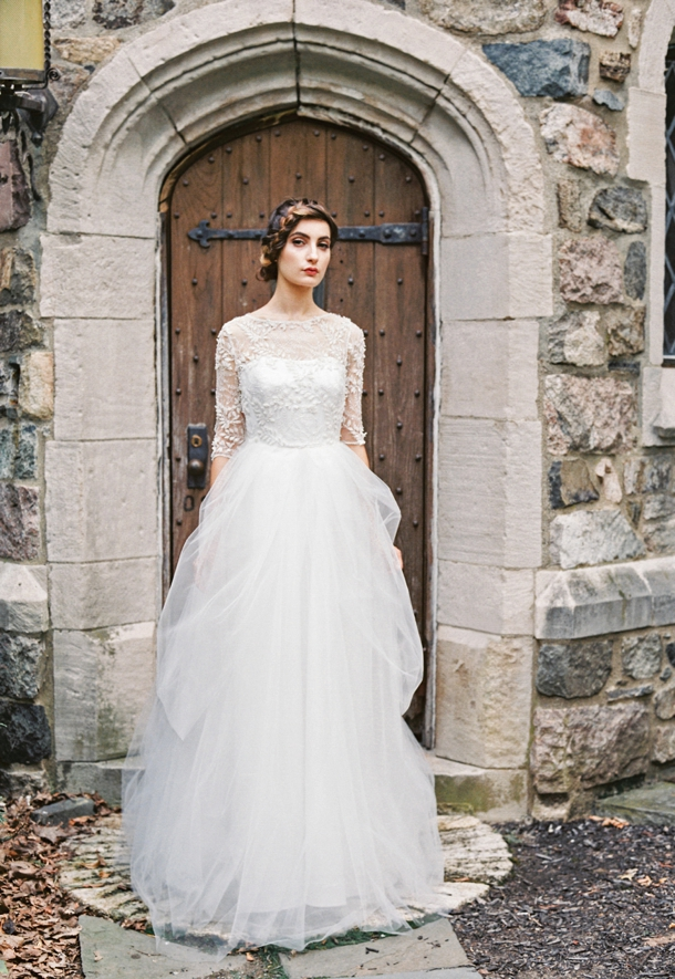 Sareh Nouri Fall 2015 Collection | SouthBound Bride