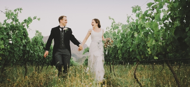 Paarl, Cape Town wedding