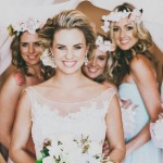 Winter Pastels Wedding at Calderwood Hall by Fiona Clair {Jolene & Stef}