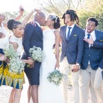 Sunny African Print Wedding at The Glades by CC Rossler {Tumi & Moe}