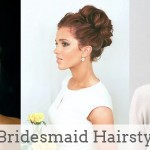 DIY Bridesmaid Hair Roundup