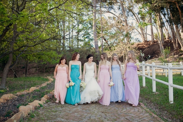 Ice Cream Pastels Wedding at Langkloof by Coba Engelbrecht {Kayleigh & Brendon} | SouthBound Bride
