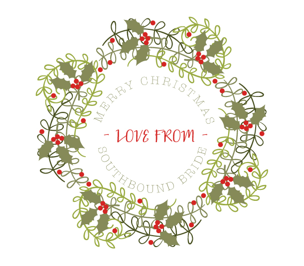 Happy Christmas! | SouthBound Bride