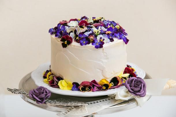 Violet Botanical Wedding at Blue Horizon Estate by Yvette Gilbert {Jessica & Sean} | SouthBound Bride