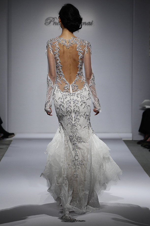 From Catwalk to Aisle: 10 Key Wedding Dress Trends for 2015 | SouthBound Bride