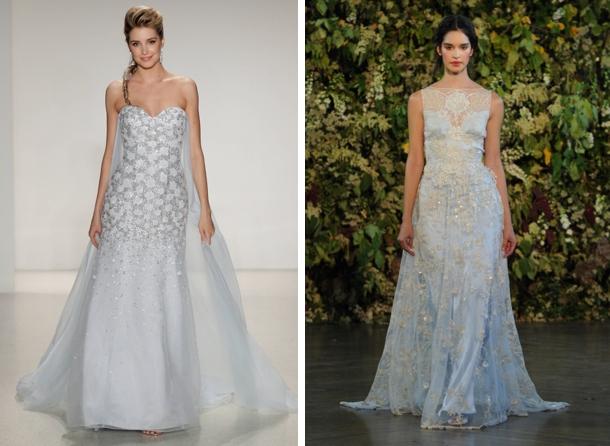 Shades Of White Wedding Dresses 20