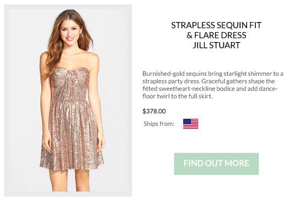 sequin-sparkle-bridesmaid-dresses-jillstuart-strapless-fit-flare