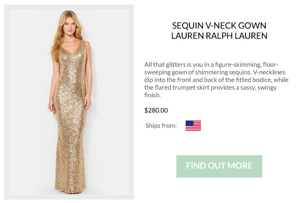 sequin-sparkle-bridesmaid-dresses-ralph-lauren-vneck