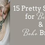 Sandals for Beach & Boho Brides