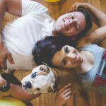 Adorable At-home Engagement by Stefan Louw