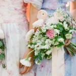 Floral Print Bridesmaid Dresses from Plum Pretty Sugar (PPS Couture)