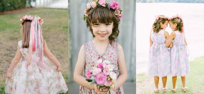 002-floral-print-flower-girl-dresses-southboundbride