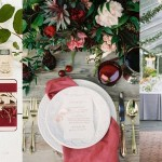 Inspiration Board: Greenhouse & Garnet